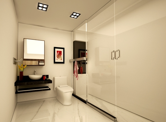 Small place prefect Interior designs in your bathrooms